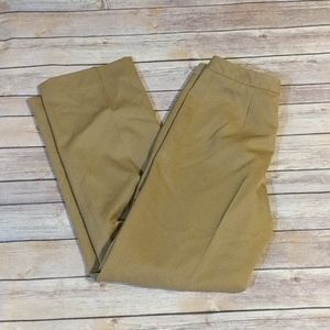 Brooks Brothers Tan Career Pants